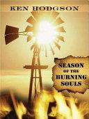 Book Season of the Burning Souls