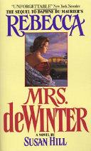 Mrs  Dewinter