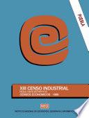 Puebla  XIII Censo Industrial  Resultados definitivos  Censos Econ  micos 1989