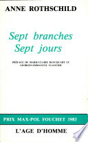 Sept branches, sept jours