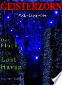 Geisterzorn XXL-Leseprobe