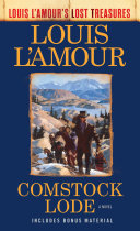 Comstock Lode (Louis L'Amour's Lost Treasures) Book