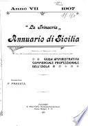 La Trinacria Annuario di Sicilia