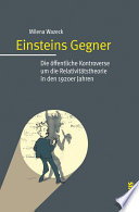 Einsteins Gegner
