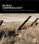 Rural Criminology