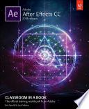 Adobe After Effects CC Classroom in a Book  2018 release
