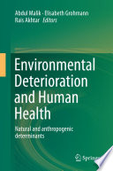 Environmental Deterioration and Human Health