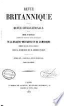 Revue Britannique Ou Choix D'articles Traduits Des Meilleurs écrits Périodiques Da La Grande-Bretagne [etc.] : ...