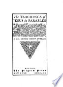 The Teachings of Jesus in Parables