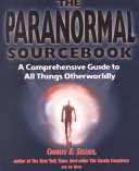 The Paranormal Sourcebook