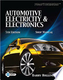 Today   s Technician  Automotive Electricity and Electronics