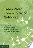 Green Radio Communication Networks