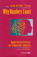 Why Numbers Count