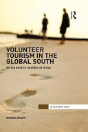 Book Volunteer Tourism in the Global South