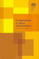 The Fundamentals of Labour Administration