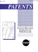 Patents  Invention Disclosure Information for NASA Inventors