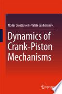 download ebook dynamics of crank-piston mechanisms pdf epub