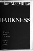 Orbit Of Darkness book