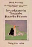 Psychodynamische Therapie bei Borderline-Patienten