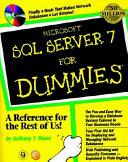MicrosoftSQL Server 7 For Dummies