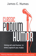 Classic Podium Humor