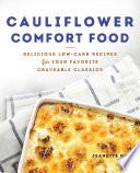 Cauliflower Comfort Food Book PDF