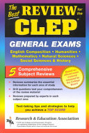 The best review for the CLEP general exams