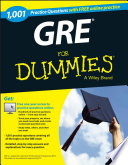 1 001 GRE Practice Questions For Dummies    Free Online Practice