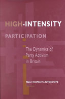 Book High-intensity Participation
