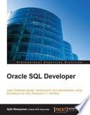 Oracle SQL Developer
