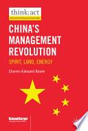 China s Management Revolution