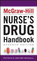 McGraw Hill Nurses Drug Handbook  Seventh Edition