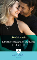 Christmas With Her Lost-And-Found Lover Book Cover
