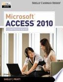 Microsoft Access 2010: Comprehensive
