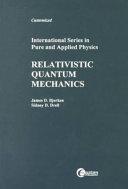 LSC Relativistic Quantum Mechanics
