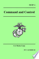 Command and Control  Marine Corps Doctrinal Publication 6