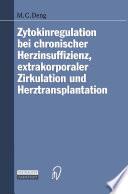 Zytokinregulation bei chronischer Herzinsuffizienz, extrakorporaler Zirkulation und Herztransplantation