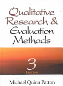 Book cover for request_ebook Qualitative Research and Evaluation Methods