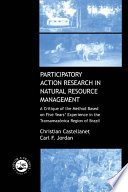 Participatory Action Research in Natural Resource Management