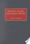 Maoism in the Developed World