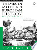 Themes in Modern European History  1780 1830