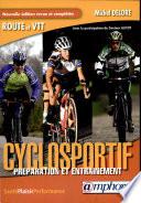 Le cyclosportif, route et VTT