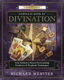 Llewellyn's Complete Book of Divination Book
