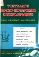 Vietnam's Socio-economic Development