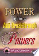 Power Against Anti Breakthrough Powers