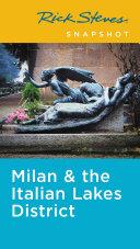 Rick Steves Snapshot Milan & the Italian Lakes District