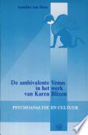 download ebook de ambivalente venus in het werk van karen blixen pdf epub