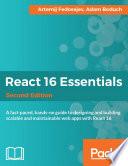 React 16 Essentials