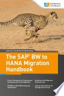 The Sap Bw To Hana Migration Handbook