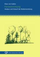 Forsteinrichtung